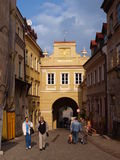 Grodzka Gate, Lublin, Poland Royalty Free Stock Image
