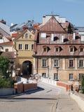 Grodzka Gate, Lublin, Poland Stock Photos