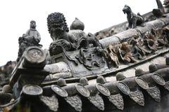 Grodzki God& x27; s świątynia, Zhengzhou Zdjęcie Stock
