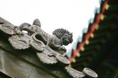 Grodzki God& x27; s świątynia, Zhengzhou Zdjęcie Royalty Free