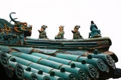 Grodzki God& x27; s świątynia, Zhengzhou Obraz Stock