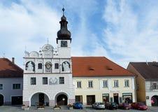 Grodzki Volyne, Południowa cyganeria, republika czech Fotografia Royalty Free