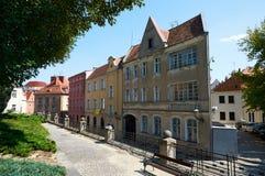 grodzkie stare ulicy poznan Zdjęcia Stock