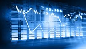 Große Zahlen Lizenzfreie Stockfotos