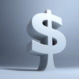 Groeiend geld Royalty-vrije Stock Afbeeldingen
