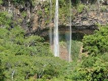 Groen Achtergrond groen landschapsbehang stock foto's