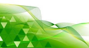 Groen bedrijf Stock Fotografie