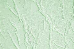 Groen behang Stock Afbeelding