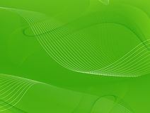 Groen behang Royalty-vrije Stock Afbeeldingen