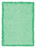 Groen Bevlekt Document Royalty-vrije Stock Afbeeldingen