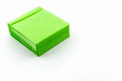 Groen CD document geval Stock Afbeeldingen