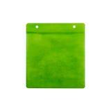 Groen CD document geval Stock Afbeelding
