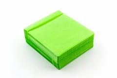 Groen CD document geval Royalty-vrije Stock Afbeeldingen