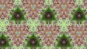 Groen de textuur abstract patroon van de metaalroest Royalty-vrije Stock Fotografie