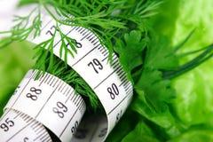 Groen dieet Stock Afbeeldingen
