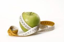 Groen dieet. Royalty-vrije Stock Afbeeldingen