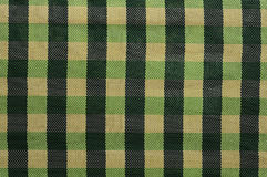 Groen DwarsNylon Stock Afbeeldingen