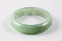 Groen een type-Armband van de Jade/van het Jadeïet Royalty-vrije Stock Afbeeldingen