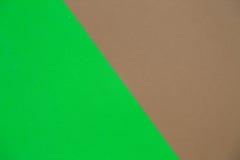Groen en bruin voor achtergrond Royalty-vrije Stock Afbeeldingen