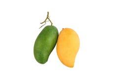 Groen en geel Royalty-vrije Stock Afbeelding