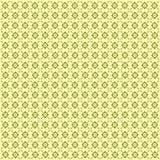 Groen en gele achtergrond Stock Afbeelding