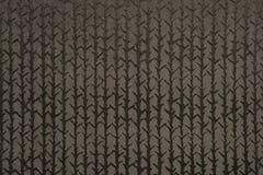 Groen Fluweel met het Donkere Boom of Bamboemonster van de Patroonstof Stock Foto