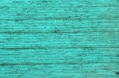Groen Gekleurd Hout Stock Foto's