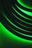 Groen Geleid Indirect Licht Royalty-vrije Stock Fotografie