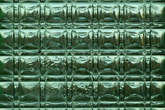 Groen Glas Stock Fotografie