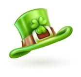 Groen GLB van Heilige Patrick royalty-vrije illustratie