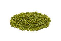 Groen gram dal Stock Afbeeldingen