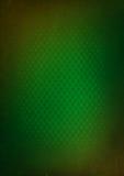Groen halftoned achtergrond Stock Afbeeldingen