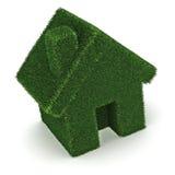 Groen Huis Stock Foto's