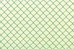 Groen ijzernetwerk Royalty-vrije Stock Afbeelding