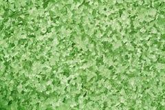 Groen kleur gekrast metaalpaneel stock afbeelding