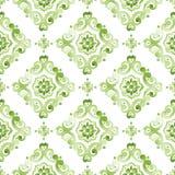 Groen 2017 kleur van het jaar Royalty-vrije Stock Afbeeldingen