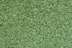 Groen kunstmatig gras Royalty-vrije Stock Afbeelding