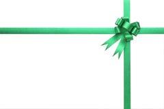 Groen lint Royalty-vrije Stock Fotografie
