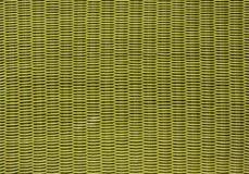 Groen mandewerk Stock Afbeeldingen