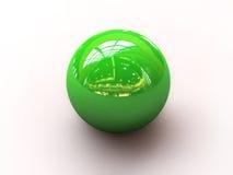 Groen marmer vector illustratie