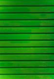 Groen metaal Stock Fotografie