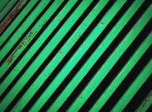 Groen net als achtergrond van strookstaal Stock Afbeelding