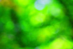 Groen onduidelijk beeld stock fotografie