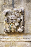 Großen Onofrios Brunnen, Dubrovnik Stockfotos