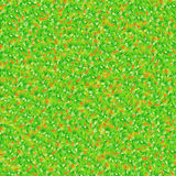 Groen ornament stock fotografie