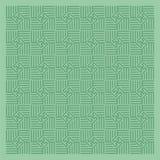 Groen patroon stock afbeelding
