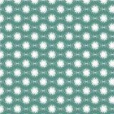 Groen patroon Royalty-vrije Stock Fotografie