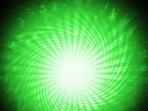 Groen patroon Royalty-vrije Stock Foto