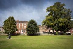 Groen Salisbury stock afbeeldingen