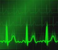 Groen signaal Vector Illustratie